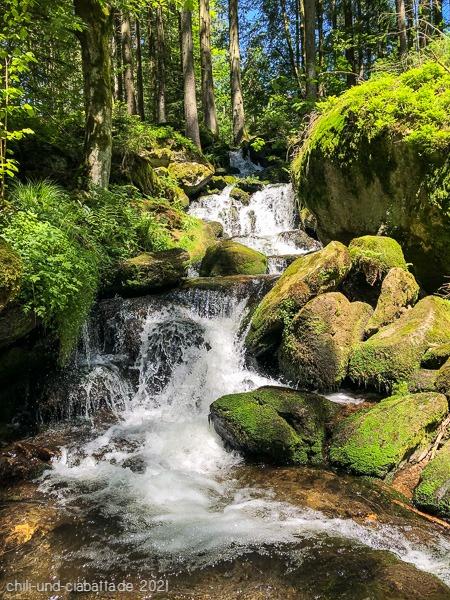 Böbracher Wasserfall