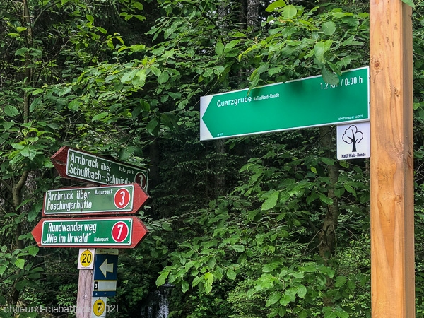Schussbachtour