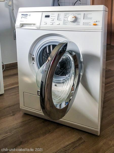 alte Waschmaschine