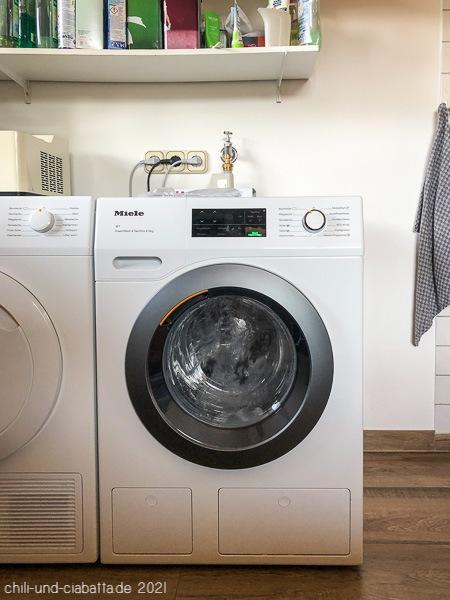 neue Waschmaschine