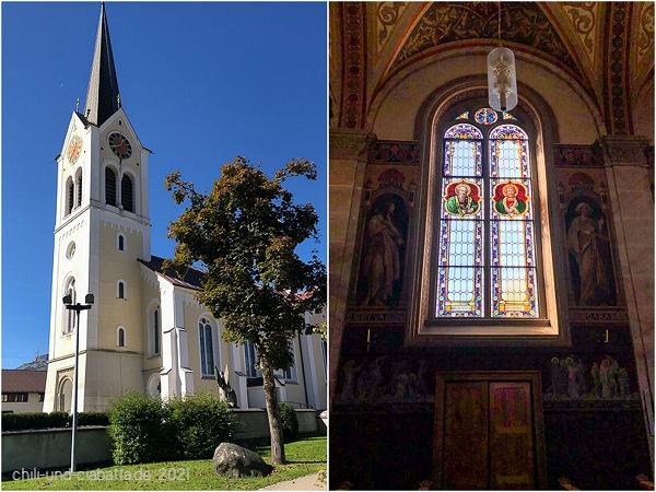 Kirche Riezlern